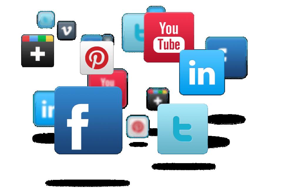 Site web pour musicien, groupe - réseaux sociaux